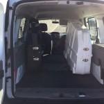 Boxes in Renault Kangoo