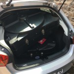 seat ibiza with bike boxes