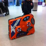Catriona Morrison bike box