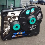 Tom Lazenby bike box