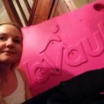 Louise Croxson bike box