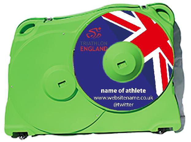 Triathlon England Velovault2 bike box
