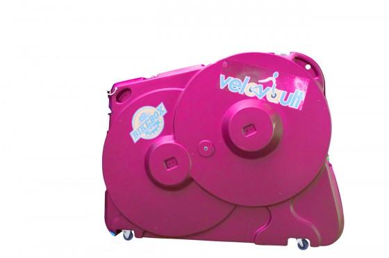 velovault bike box pink