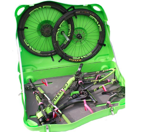 thule bike box packing instructions