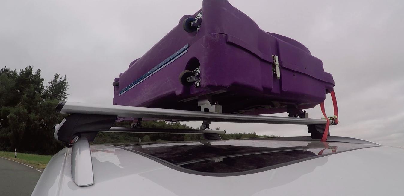 Roof Bar Integration Upgrade Bikebox Online