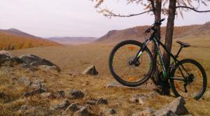 Mongolia Biking